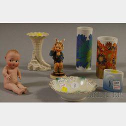 Seven Assorted Ceramic Items