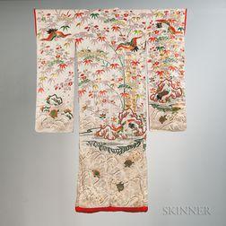 Kimono, Uchikake