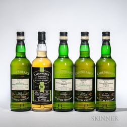 Mixed Single Malt, 5 750ml bottles