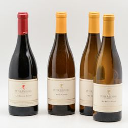 Peter Michael, 4 bottles