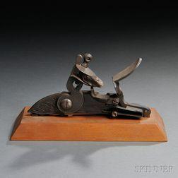 East India Company Wall Gun Lock