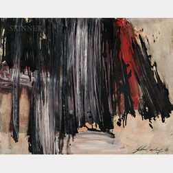 John Way [Wei Letang] (Chinese/American, 1921-2012)      Untitled
