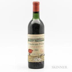 Chateau Pavie 1961, 1 bottle