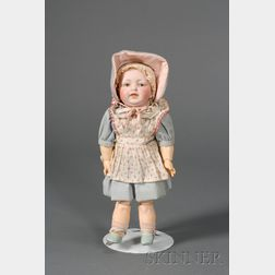 Kestner 211 Bisque Character Toddler Doll
