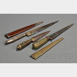 Three Daggers