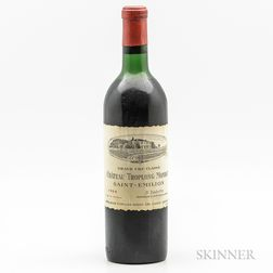 Chateau Troplong Mondot 1959, 1 bottle