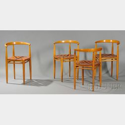 Four Gemla Side Chairs