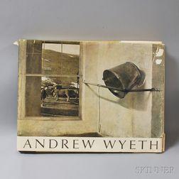 Meryman, Richard, Andrew Wyeth  , First Edition