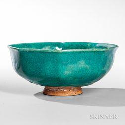 Arts and Crafts Durant Kilns Bowl