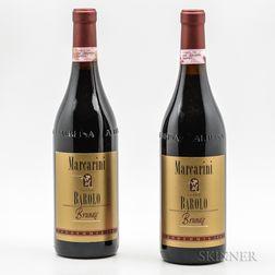 Marcarini Barolo Brunate 2007, 2 bottles