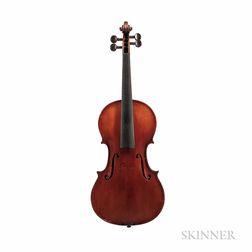 American Violin, W. Wilkanowski, New York, 1957