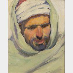 Caleb Arnold Slade (American, 1882 - 1961)    Arab