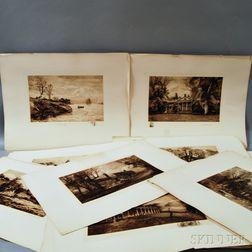 Colonial Society of America Portfolio of Prints