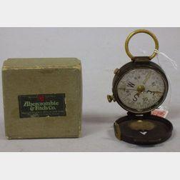 Plan Ltd. Neuchatel Pocket Compass