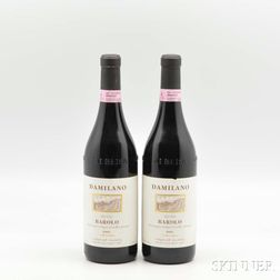 Damiliano Barolo 2001, 2 bottles
