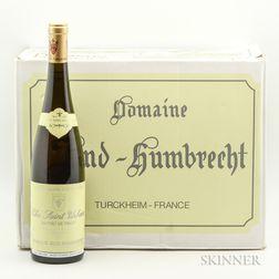 Zind Humbrecht Riesling Rangen de Thann 2005, 12 bottles (oc)