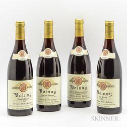 Michel Lafarge, 4 bottles