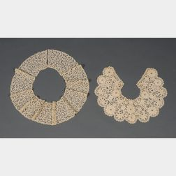 Assortment of Lace Accessories and Trims