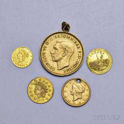 Seven Coins