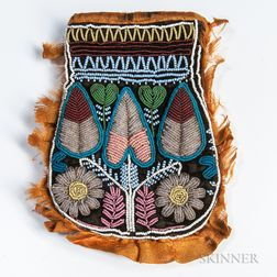 Northeast Beaded Bag