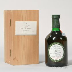 Alfred Lambs Special Reserve Rum 40 Years Old 1949, 1 750ml bottle (owc)