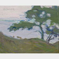 Gertrude Fiske (American, 1879-1961)      Tree Study