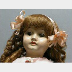 Giebeler Falk Metal Socket Head Doll