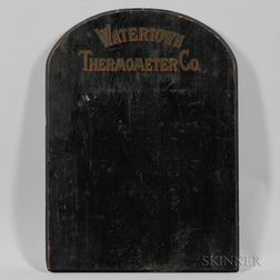 """""""Watertown Thermometer Co."""" Message Board"""