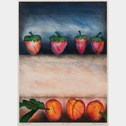 Norman Laliberté (American, b. 1925)      Peaches