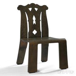Robert Venturi Chippendale Chair