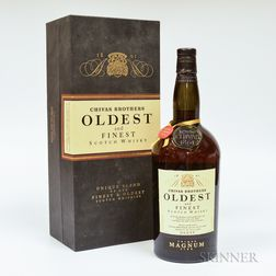 Chivas Brothers Oldest & Finest, 1 magnum (pc)