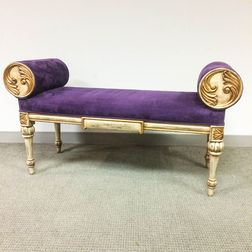 Over-the-Top Settee