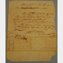 Williams, William (1731-1811), Signatory of the Declaration of Independence.