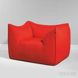 "Mario Bellini ""Le Bambole"" Armchair"