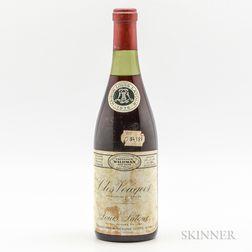 Louis Latour Clos Vougeot 1976, 1 bottle