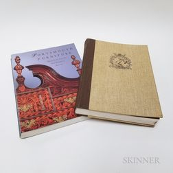 Two Books on American Antiques