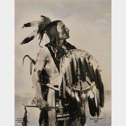 "Frank Rinehart Photo of ""Kills Enemy-Sioux,"""