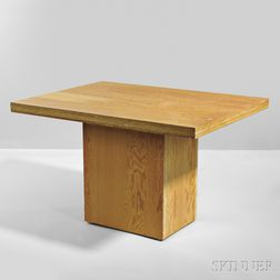 Frank Gehry Modern Birch Plywood Table