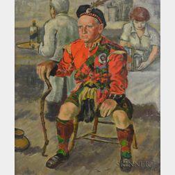 Lawrence R. McCoy (American, b. 1888)      Kilmarnock