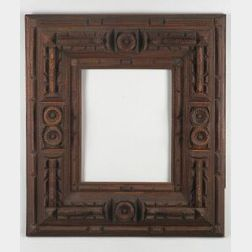 Elaborate Carved Frame