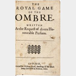The Royal Game of the Ombre.