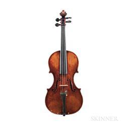 American Violin, Cyrus F. Davis, Falmouth, 1900