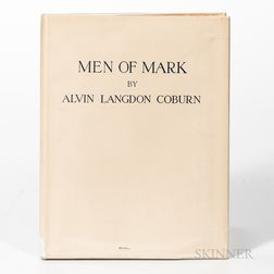 Coburn, Alvin Langdon (1882-1966) Men of Mark.