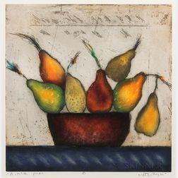 Norman Laliberté (American, b. 1925)      Critical Pear