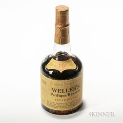Weller Antique Reserve 10 Years Old, 1 4/5 quart bottle