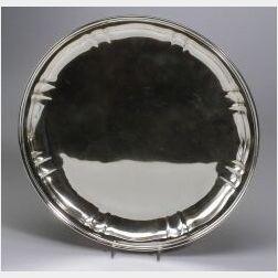 Arthur Stone Sterling Silver Tray