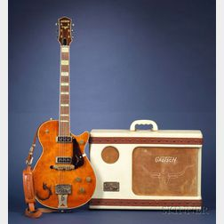 American Electric Guitar, The Fred Gretsch Manufacturing Company, New York, 1955, Mo