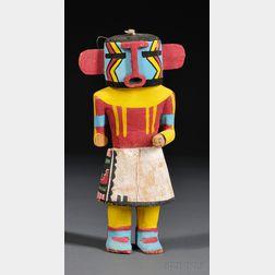 Hopi Heheya Kachina by Jimmy K.
