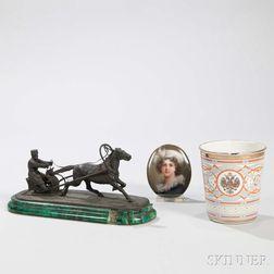 Three Decorative Items