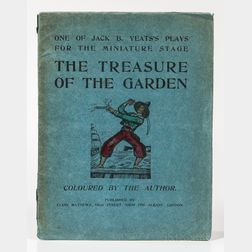 Yeats, Jack B. (1871-1957) The Treasure of the Garden, One of Jack B. Yeats's Plays for the Miniature Stage.